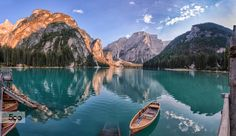 Lago di Braies by Giovanni Chiossi on 500px