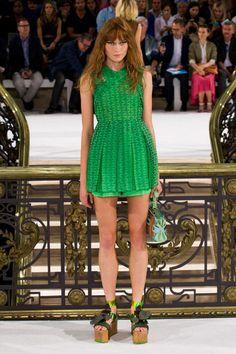 Womenswear John Galliano S/S 2015