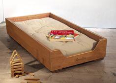 """Montessori floor bed """"Stackable"""" #montessori #kids #Kinderbett"""