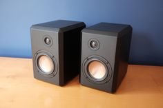 'Overnight Sensations' with Chamfered edges - Techtalk Speaker Building, Audio, Video Discussion Forum
