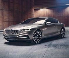 BMW Pinifarina Gran Lusso Coupe | GearCulture