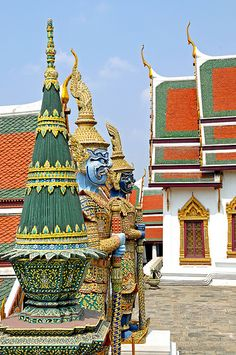 Spa Holidays In Thailand (Part Bangkok Travel, Bangkok Thailand, Thailand Travel, Chiang Mai, Thailand Destinations, Thai Art, Strange Places, Beautiful Places In The World, Beautiful Buildings
