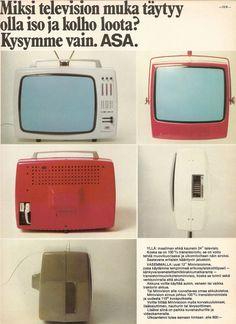 70-luvulta, päivää !: televisio