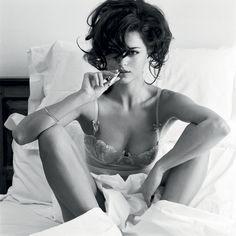 Romanian Model Catrinel Menghia - http://www.fashionising.com/pictures/p--Catrinel-Menghia-Bambi-magazine-issue-6-10367-165995.html - ♥ Rhea Khan