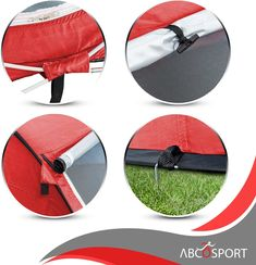 EFFORTLESS CAMPING – Pops open into a read-to-use form (auto-setup) in a blink & proves easy to fold into a compact form – Abco Pop up tent is ideal for casual camping and accommodates 1-2 persons. Like a beautiful spot enroute? Setup your tent instantly! Instant Tent, 2 Person Tent, Beach Tent, Pop Up Tent, Carry On Bag, Double Doors, Cabana, Windows And Doors, Compact