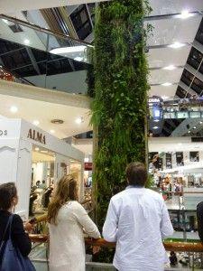 Alijardin, curso jardines verticales en Montevideo