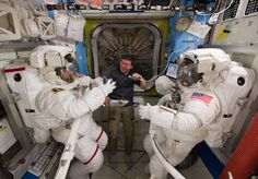 International Space Station's Quest airlock