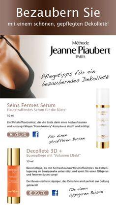 #Jeanne #Piaubert - so zaubern Sie ein perfektes Dekoletté