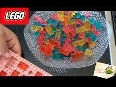 Gomitas lego receta facilisima a los niños les encantara - YouTube