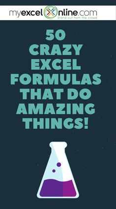 50 Crazy Excel Formulas That Do Amazing Things Computer Help, Computer Programming, Computer Science, Computer Tips, Data Science, Life Science, Microsoft Excel Formulas, Microsoft Word, Excel For Beginners