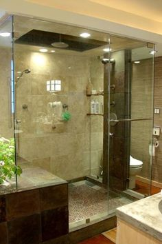 1000 images about new master bath ideas on pinterest for Bathroom ideas earth tones