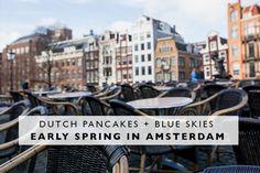 Dutch Pancakes + Blu