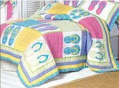 Royal Blue Bedding Sets | ... Beach Theme Bedding Themed Wild Teenage Teen Girls Hot Pink Green Blue