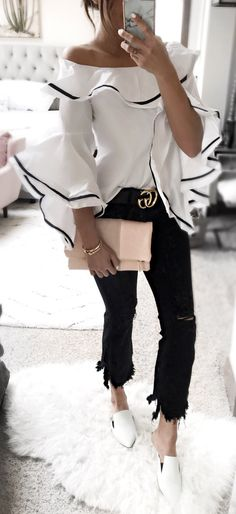 179 Best WHITE PUMPS OUTFITS images in 2020 | Outfits