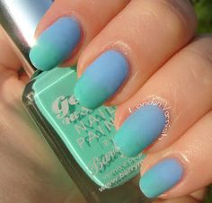 Summery gradient From LondonVarnish