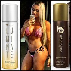 Inspiração de bronze para este Verão! O bronzeado Best Bronze é natural, elegante e faz bem para a pele. http://www.ciadosdescontos.com/?p=96831  #beauty #bronze #bronzeado #bronzesemsol #verão