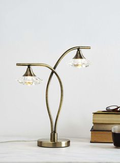 Marina Table Lamp - View All Lighting & Bulbs - Home, Lighting & Furniture - BHS Desk Lamp, Table Lamp, British Home, Home Lighting, Home Accessories, Light Bulb, Living Room, Lamps, Furniture