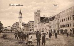 Besztercebánya - Banská Bystrica - Neusohl - Neosolium, Felvidék, ma Szlovákia területén.