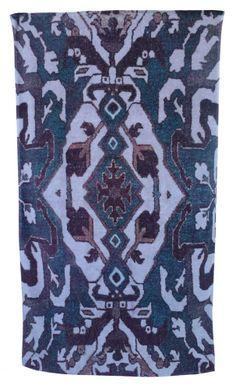 Inca Taupe Bath Towel by FRESCO TOWELS