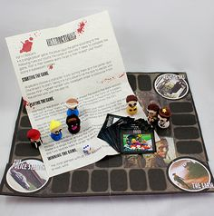 The Walking Dead Swap ~Calling all Walkers~ ROUND 2 GALLERY - ORGANIZED CRAFT SWAPS