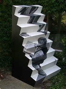 Cool Painted Stairs - Bing Images