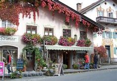 Oberammergau, Germany this was such a beautiful place!!