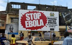 STOP EBOLA - PREVENTION, YOUR BEST PROTECTION