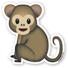 Monkey | Emoji Stickers