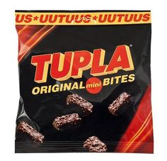 Leaf Tupla Mini Bites Original Finnish Milk Chocolate Chocolates Mini Bars Candy Sweets - http://bestchocolateshop.com/leaf-tupla-mini-bites-original-finnish-milk-chocolate-chocolates-mini-bars-candy-sweets/