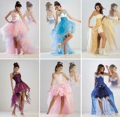 Tendencias en vestidos para quinceañeras e imágenes