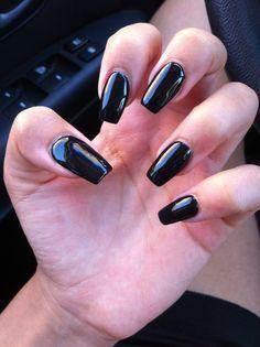 My shiny black coffins