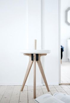 Flip Around table by Norm Architects