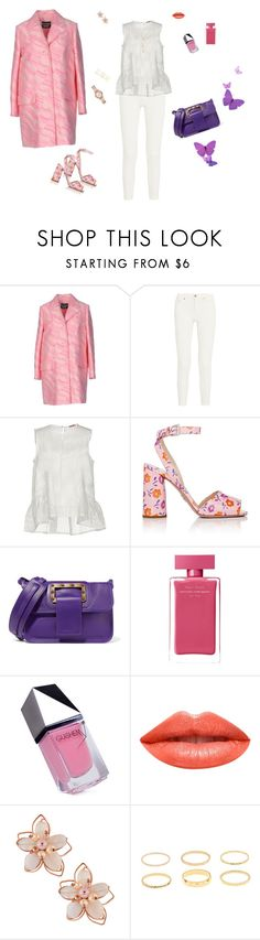 """""""Moschino overcoat"""" by mariagraziatrotta ❤ liked on Polyvore featuring Boutique Moschino, Acne Studios, Rosé a Pois, Prada, Tomas Maier, Narciso Rodriguez, GUiSHEM, Ardency Inn, NAKAMOL and Michael Kors"""