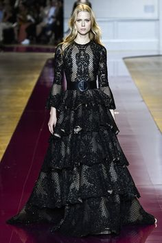 Zuhair Murad Autumn/Winter 2016-17 Couture Paris Fashion Week