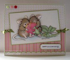 House-Mouse & Friends Monday Challenge
