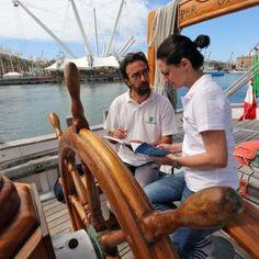 Offerte lavoro Genova  I prelievi della Goletta Verde si sono concentrati alle foci dei fiumi  #Liguria #Genova #operatori #animatori #rappresentanti #tecnico #informatico Legambiente la salute del mare in Liguria: inquinati 14 punti su 23