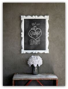 25 Cozy Shabby Chic Furniture Ideas for Your Home - Top Home Designs 25 Cozy Shabby Chic Furniture Ideas for Your Home Shabby Chic Mode, Shabby Chic Wall Decor, Vintage Shabby Chic, Shabby Chic Style, Shabby Chic Furniture, Vintage Table, Framed Chalkboard, Chalkboard Wedding, Vintage Chalkboard