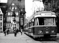 BSAG-Chronik #2 Rail Europe, Light Rail, Public Transport, Transportation, Historia, Bremen, History
