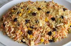 Diet Recipes, Vegetarian Recipes, Cooking Recipes, Big Chefs, Tapas, Portuguese Recipes, Pasta, Learn To Cook, Other Recipes