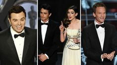 WHICH FAILED OSCARS HOST ARE YOU? [QUIZ]