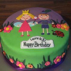 Hannah makes cakes | Babies & kids