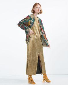 Imagem 1 de jaqueta DESPROPORCIONADO da Zara