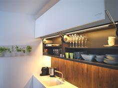 Küche | Details | Schauraum | krumhuber.design   #planung #einrichtung #architektur Conference Room, Inspiration, Table, Design, Furniture, Home Decor, Architecture, Projects, Homes
