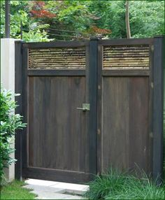 1000 Images About Wood Gate Door Designs And Fences On
