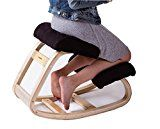 Sleekform Ergonomic Balancing Kneeling Chair - Better Posture Kneeling Stool - Great Home Office or Desk... Improve Your Posture & Increase Your Comfort With an Ergonomic Kneeling Chair Due to https://thehomeofficesupplies.com/sleekform-ergonomic-balancing-kneeling-chair-better-posture-kneeling-stool-great-home-office-or-desk-chair-larger-seat-knee-cushions-sturdy-and-comfortable-orthopedic-stool/