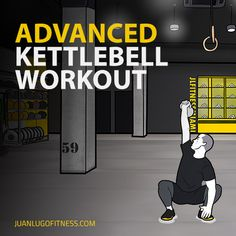 Visual Workouts For Everyone Kettlebell Training, At Home Workouts, Squats, Circuit, Push Up, Exercises, Traveling, Health Fitness, Sport
