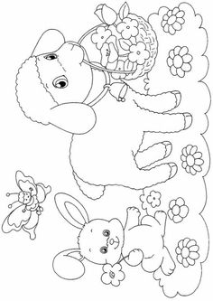 Easter Coloring Sheets, Easter Colouring, Doodle Coloring, Colouring Pages, Adult Coloring, Coloring Books, Egg Crafts, Easter Crafts, Toddler Arts And Crafts