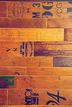 Cooperage Wine Barrel Flooring