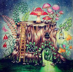 Inspirational Coloring Pages por Diana Moraes #inspiração #coloringbooks…