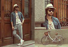 Moda Para Homens Retrô